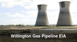 Willington Gas Pipeline EIA