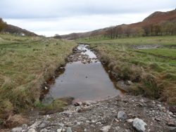Canalised Swindale Beck